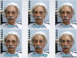 Muscles of Facial Expressions