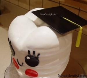 Cute Tooth Cake 1