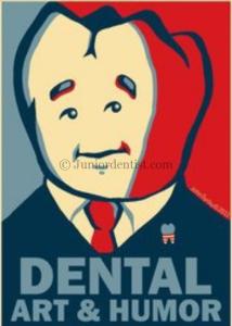 Dental Art, Humour and cartoons