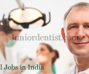 Dental Jobs in India