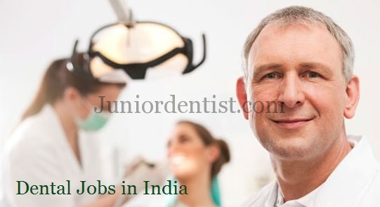 Dental Jobs in India