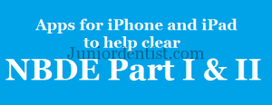 iPhone and ipad Apps for NBDe part 1 and 2