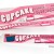 Cupcake flavour tooth paste