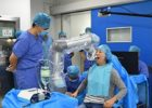 Dental Robot places Dental Implant successfully