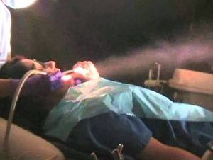 Infections transmitted in Dental clinic