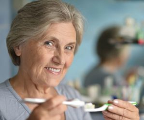 Gum diseases and High blood pressure in older women