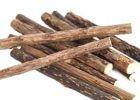 How to brush using Neem twigs