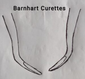 Barnhart Curettes