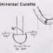 Universal Curette for Scaling and Root Planning